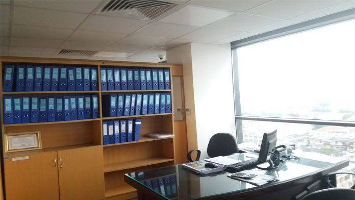 Dịch vụ chuyển văn phòng trọn gói tại Long Biên