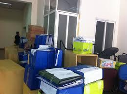 Dịch vụ chuyển văn phòng Kiến Vàng tại Hà Nội