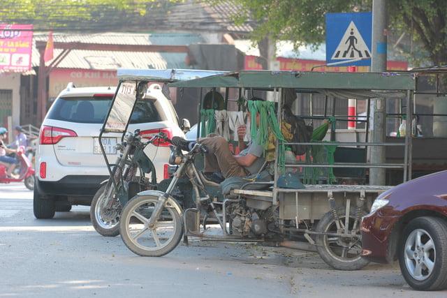 Taxi tải là phương tiện vận chuyển hiệu quả nhất