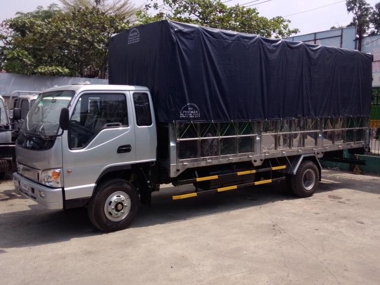 Chở hàng toàn quốc bằng xe taxi tải