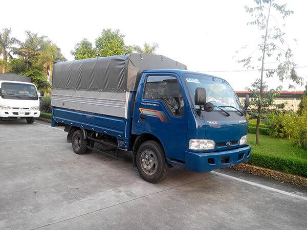 Dịch vụ cho thuê xe taxi tải tự lái giá rẻ