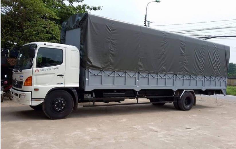 Thuê xe tải vận chuyển nội địa
