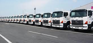 Đoàn xe taxi tải Kiến Vàng Hà Nội