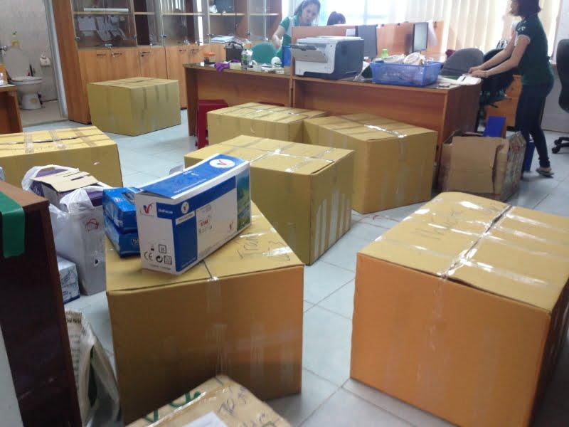 Cho thuê xe tải vận chuyển nội thành Hà Nội