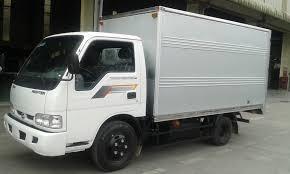 Thuê xe tải Kiến Vàng chở hàng 0,5 tấn