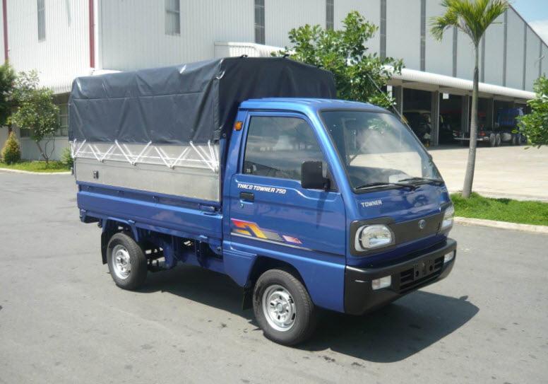 cho thue xe tải tự lái 500kg
