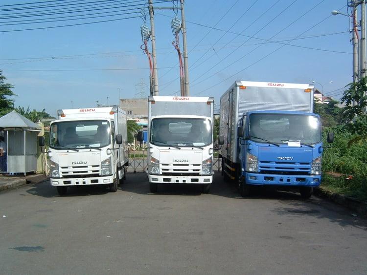 cho thuê xe tải chở hàng theo chuyến