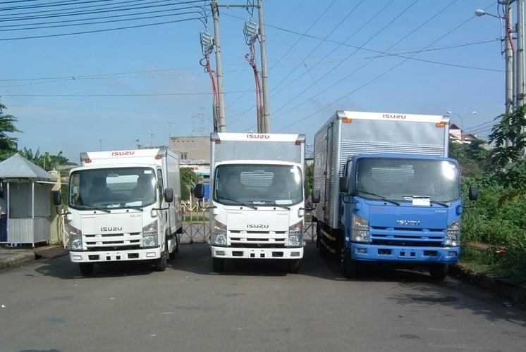 thuê xe tải chở hàng hà nội