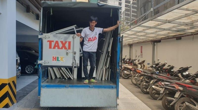 taxi tải 5 tạ