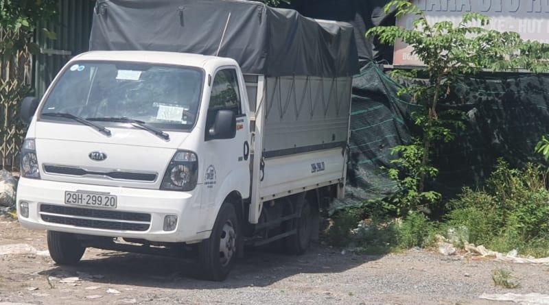 taxi tải quận nam từ liêm