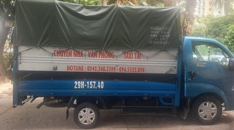 vận chuyển hàng hóa chuyên nghiệp