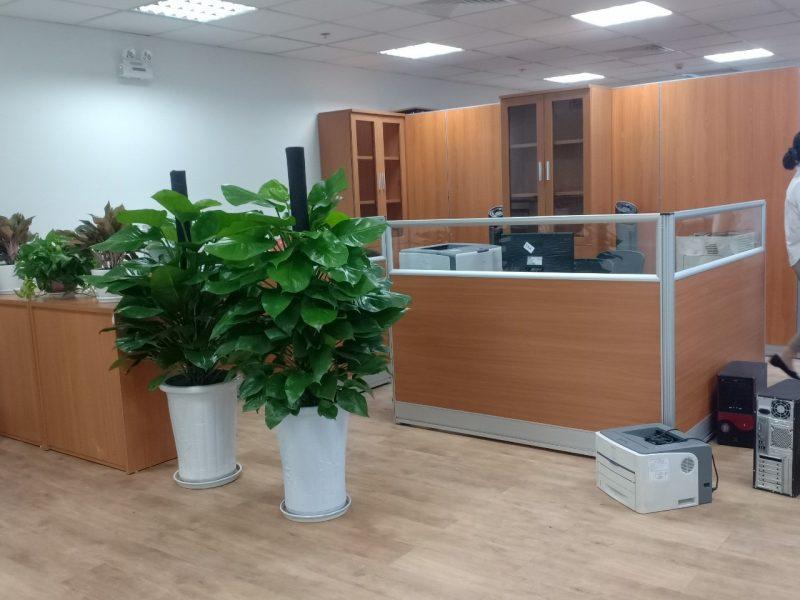Vạn chuyển văn phòng giá rẻ Hà Nội
