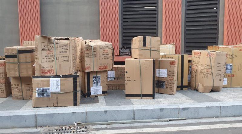 Vận chuyển văn phòng Kiến Vàng - uy tín tại Hà Nội