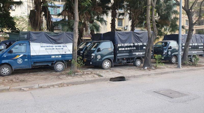 Dịch vụ thuê xe taxi tải