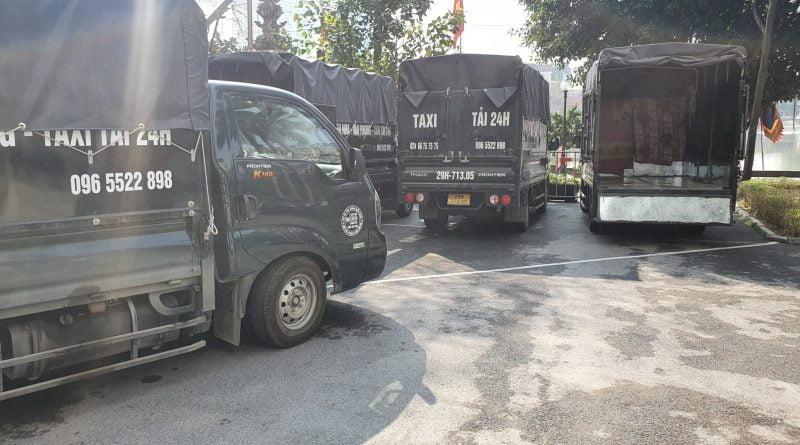 Dịch vụ chuyển nhà trọn gói, chuyển nhà Hà Nội