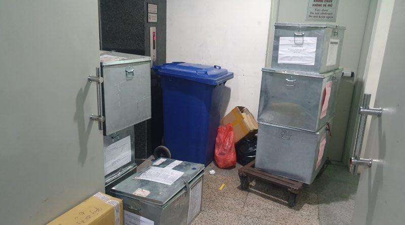 Hoàn trả mặt bằng văn phòng tại Hà Nội