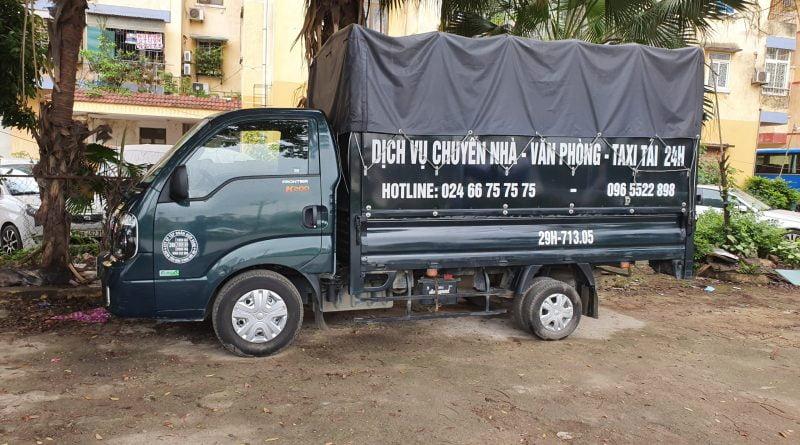 Chuyển văn phòng giá rẻ tại Hà Nội