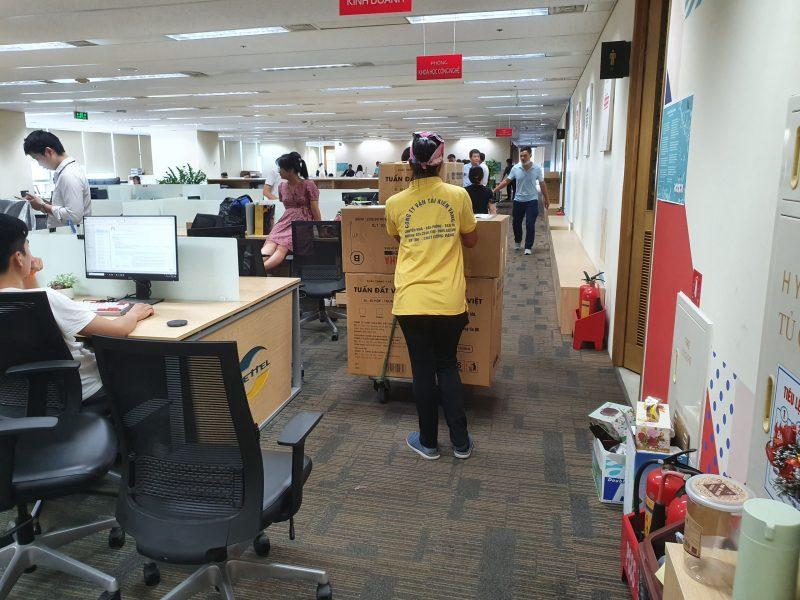 dịch vụ chuyển nhà tại Kiến Vàng