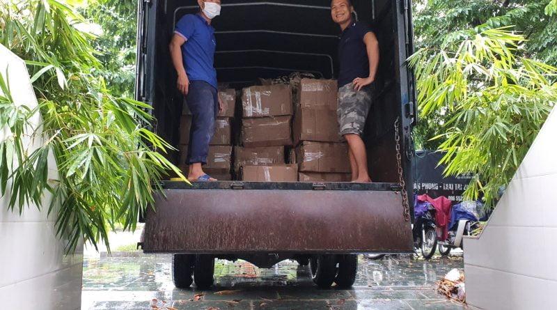 taxi tải chuyển nhà trọn gói tại Kiến Vàng